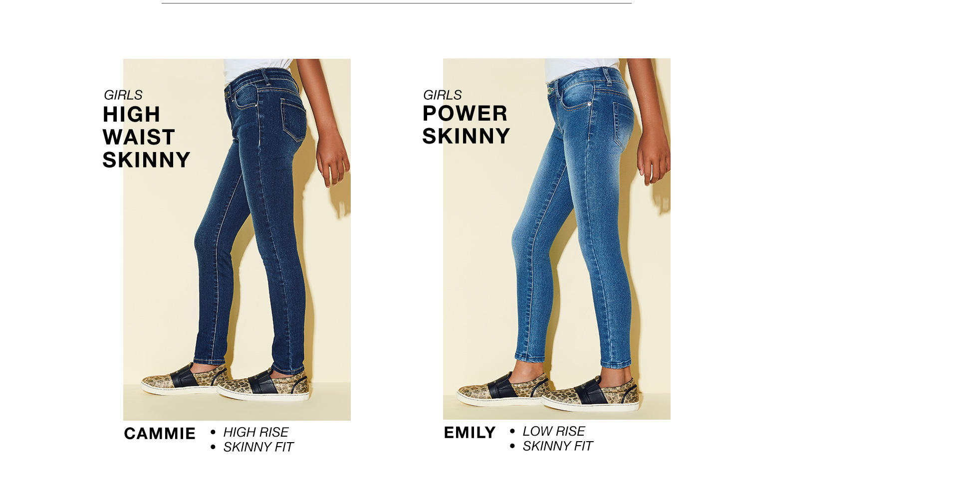The Denim Fit Guide