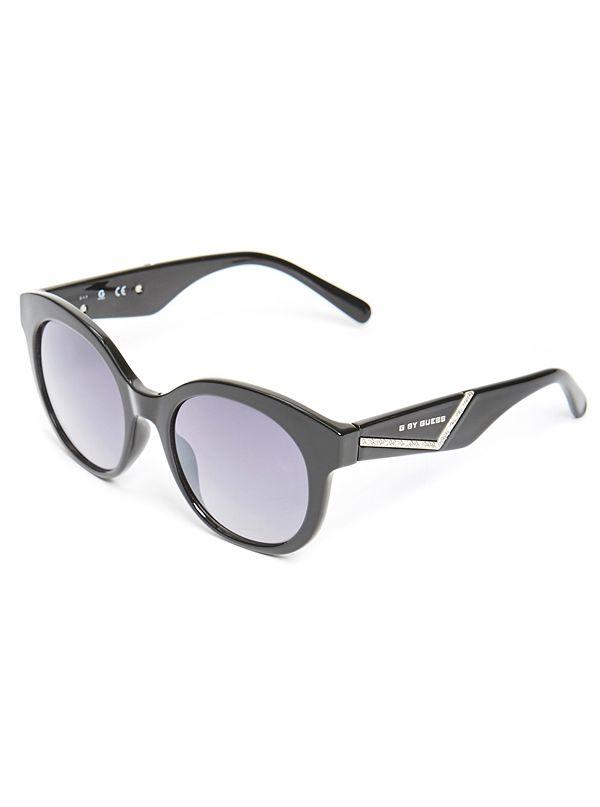 85016947f6941 Rhinestone Oval Sunglasses