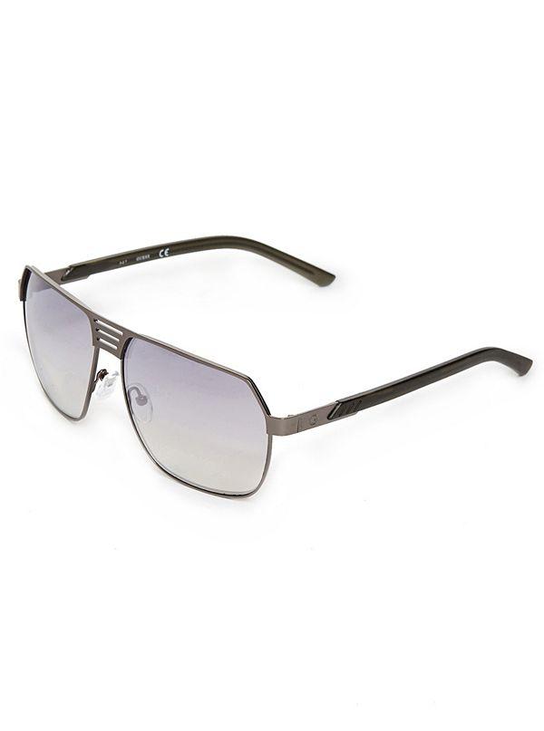 d8f1bfd39c87b Cutout Navigator Sunglasses