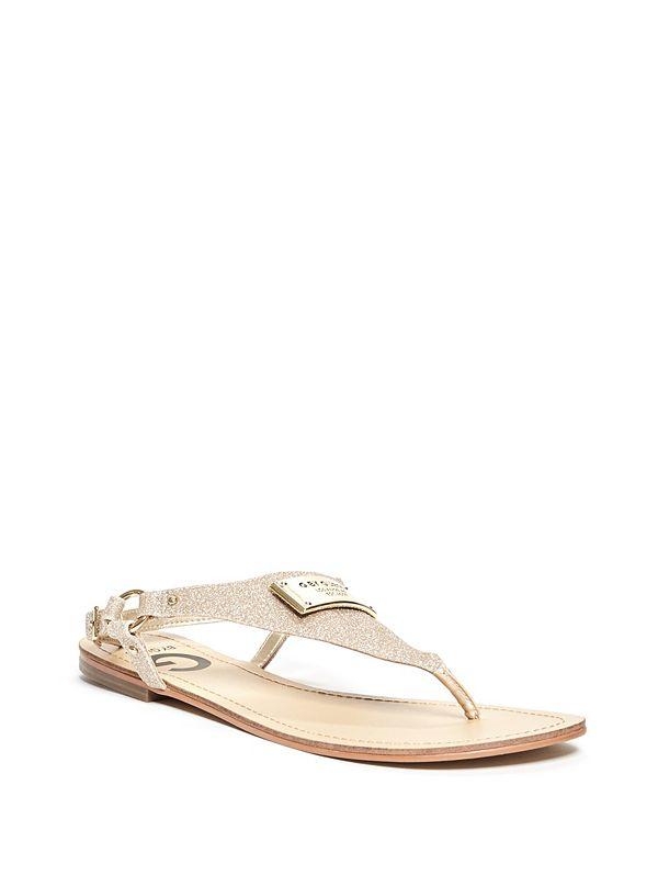 c94bb6ba8d98f Karmin Faux-Leather Sandals