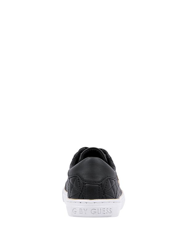 cfbc19b3c430b Omerica Quilted Sneakers | GbyGuess.com