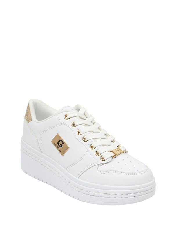 7f8d08b38eb8 Rigster Logo Platform Sneakers