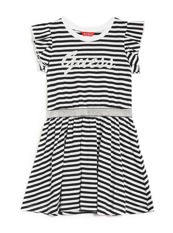 Jessie Striped Skater Dress (2-6) 5e5e366ad