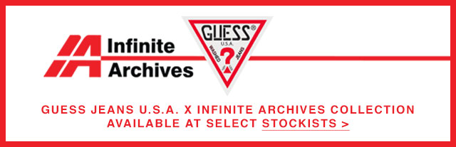 Infinite Archives GUESS Jeans U.S.A.