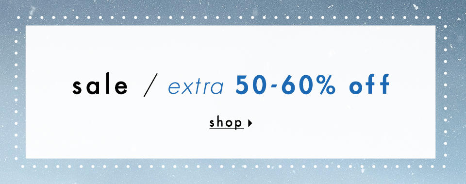 shop extra 50-60% Off