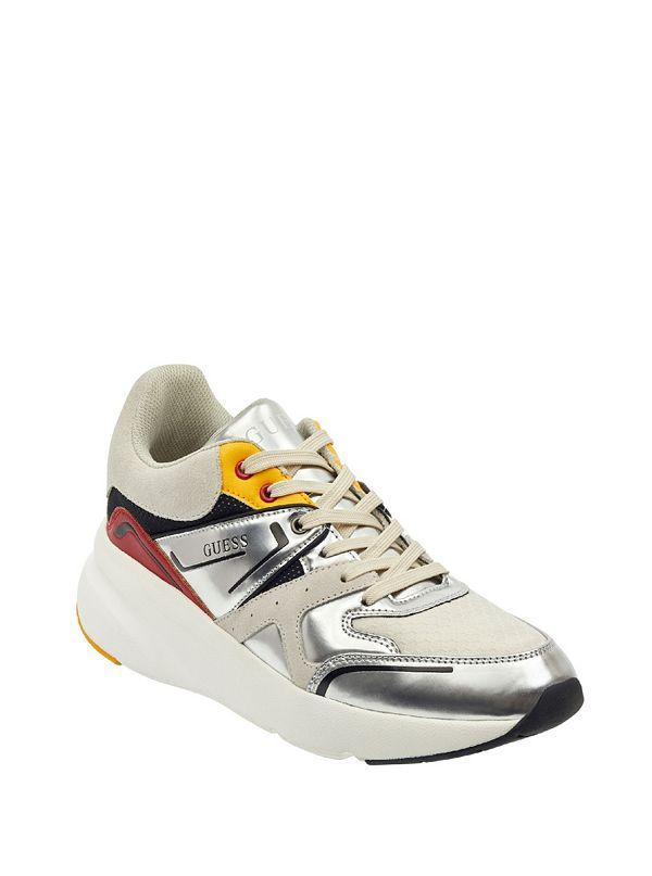 eee199528942 Tinsley Color-Block Metallic Sneakers