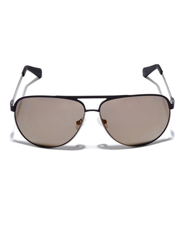 lunettes de soleil style aviateur flex. Black Bedroom Furniture Sets. Home Design Ideas