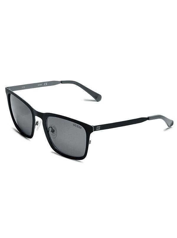 29f4ed3c8 Colton Matte Square Sunglasses. GU6880M-02A-ALT2. GU6880M-02A.  GU6880M-02A-ALT1