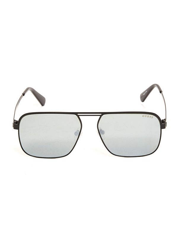 f5d103f36b5dc best seller · Top Bar Aviator Sunglasses