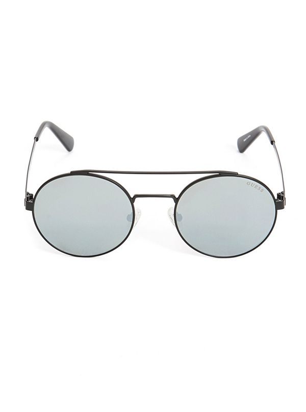 5b9ac6062091 Jack Round Aviator Sunglasses