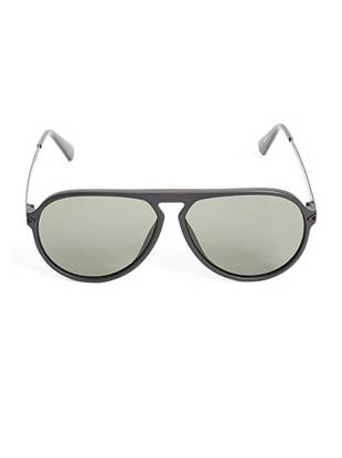 Keith Keyhole Aviator Sunglasses by Guess