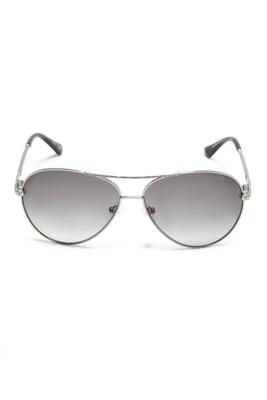 a0a8b1cf78ed Catherine Rhinestone Aviator Sunglasses
