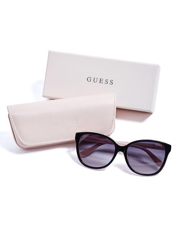 Breast Cancer Awareness Sunglasses | GUESS.com