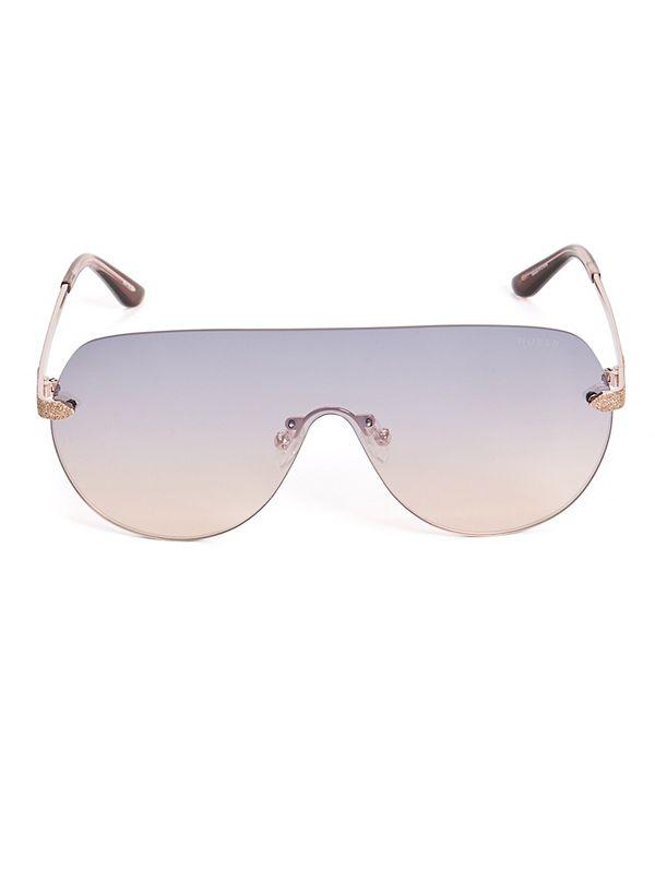 147efb32e5 Suzanne Shield Sunglasses