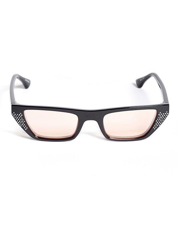 GUESS x J Balvin Studded Cat Eye Sunglasses 4486f99a99683