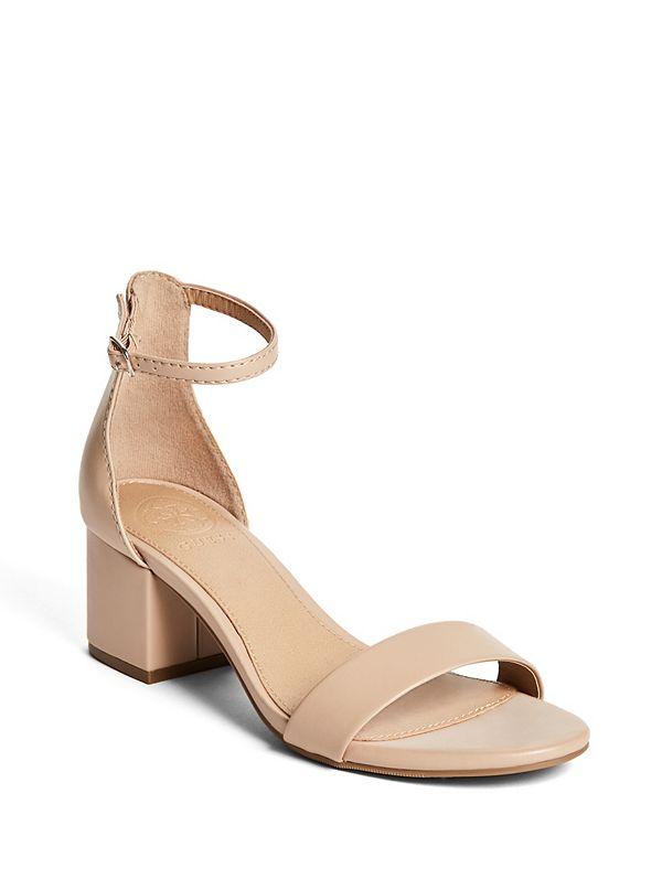 a04fc6086 Blockie Ankle-Strap Heels