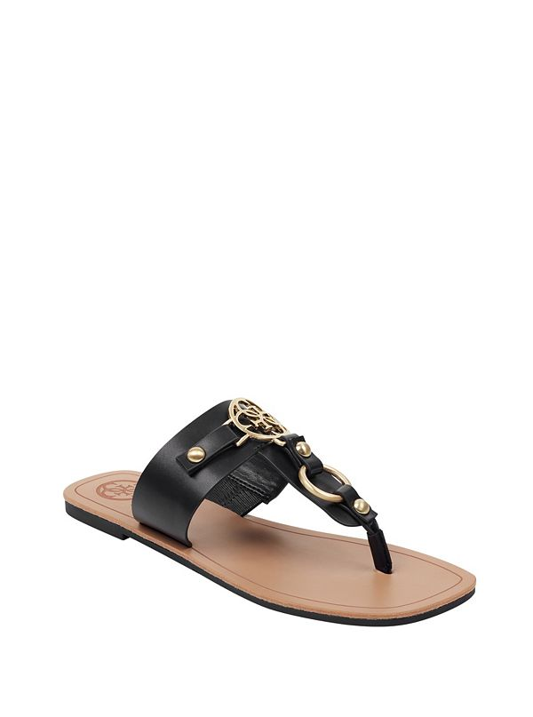 7c44a5ff9a8a0f Charin Quattro G T-Strap Sandals