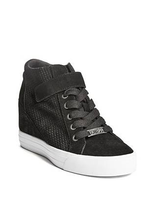 Decia Wedge Hightop Sneakers