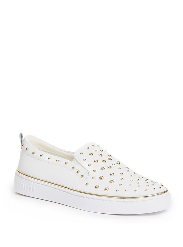 c0a03ae3f668 Lorienne Studded Slip-On Sneakers