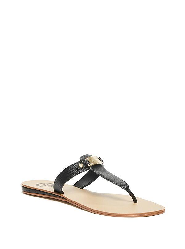 c258e9138 GWJENZIE. New Arrivals · Jenzie Logo Sandals