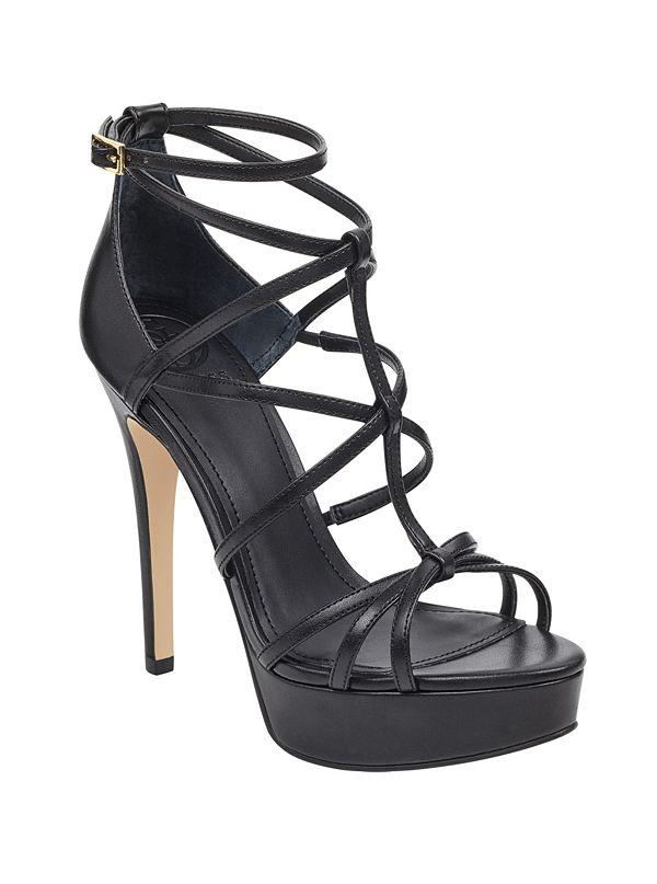 d33fd092576 Kico Strappy Platform Heels