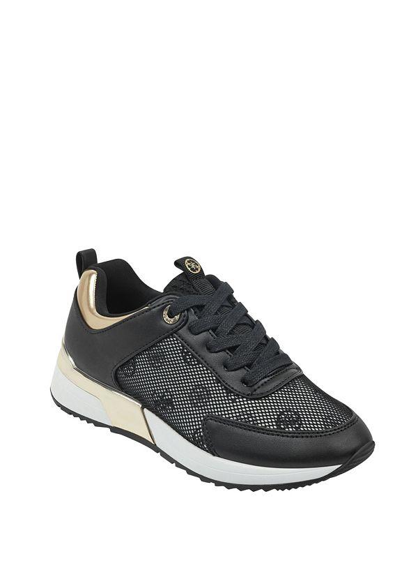 f5b6c27d45f2 Marjin Mesh Low-Top Sneakers