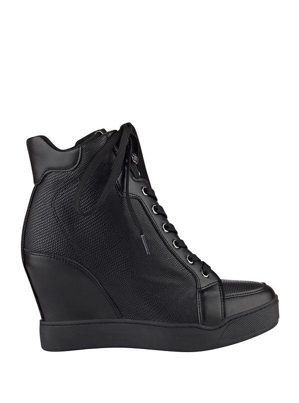 merina wedge sneakers guesscom