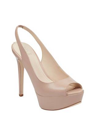 Sling Platform Heels by Guess