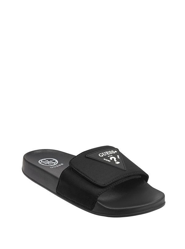 4102c4e02f15bb New Arrivals · Souta Logo Slide Sandals