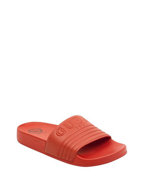 f5b551faf810 GWSUSIE · best seller · Susie Logo Slide Sandals
