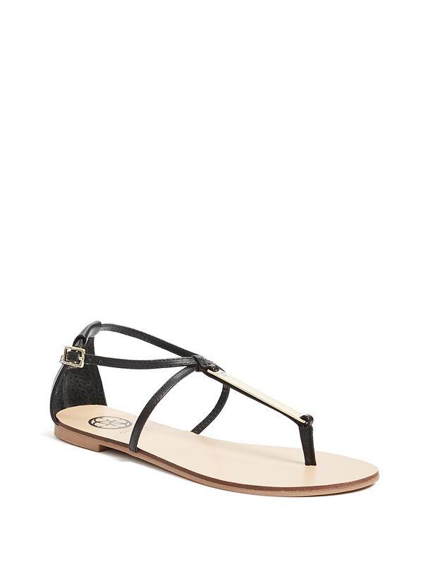 0abec4e8e T-Strap Bar Sandals
