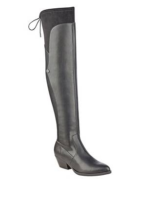 Vianne Over The Knee Boots by Guess