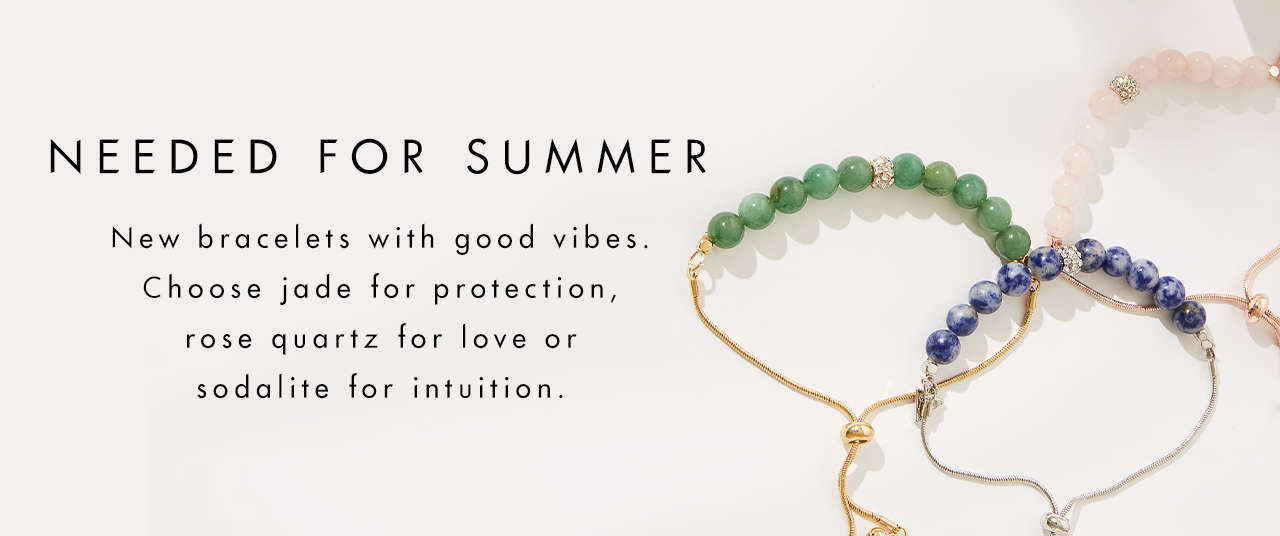 Needed For Summer: New Bracelets