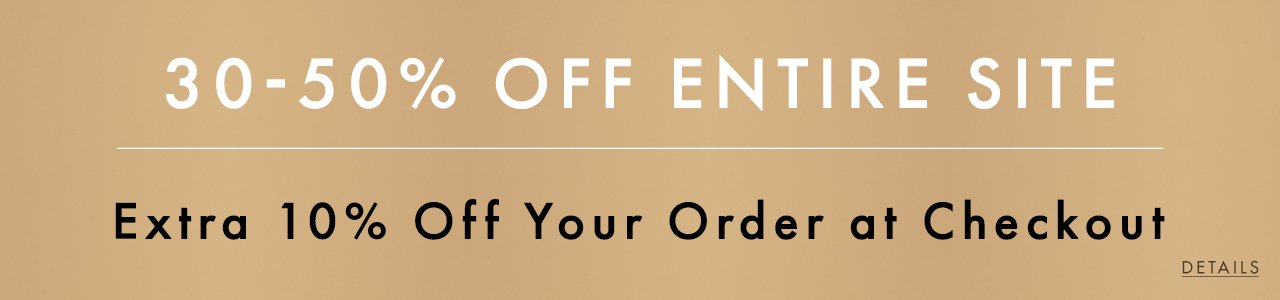Extra 10% Off Your Order at Checkout