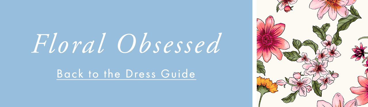 Back to the Dress Guide