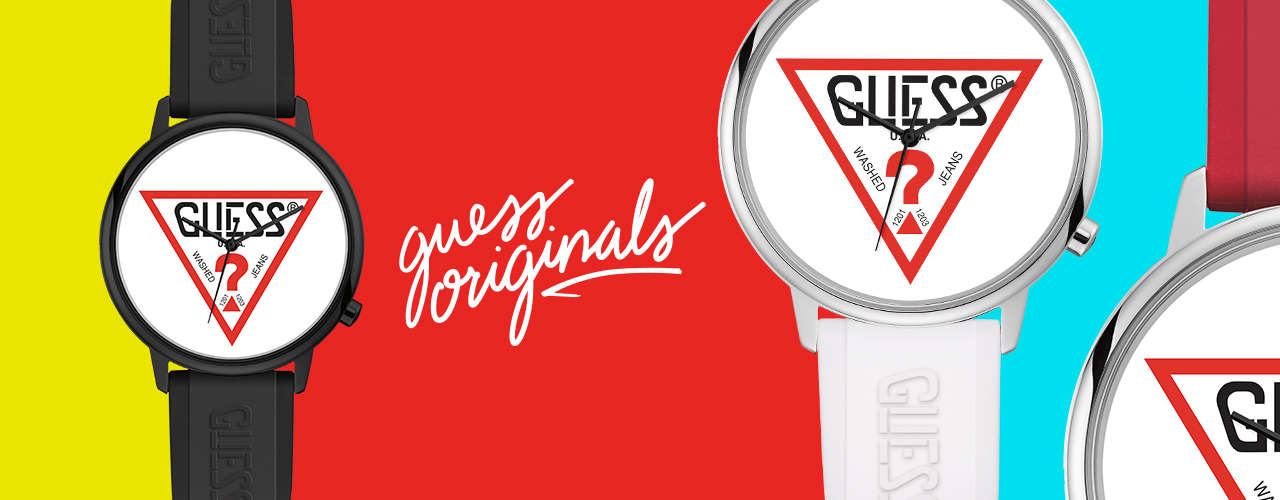 Guess Originals Go Watches