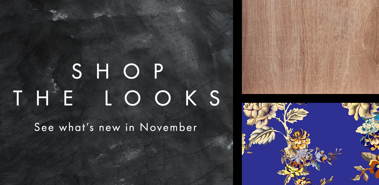 See whats new in November