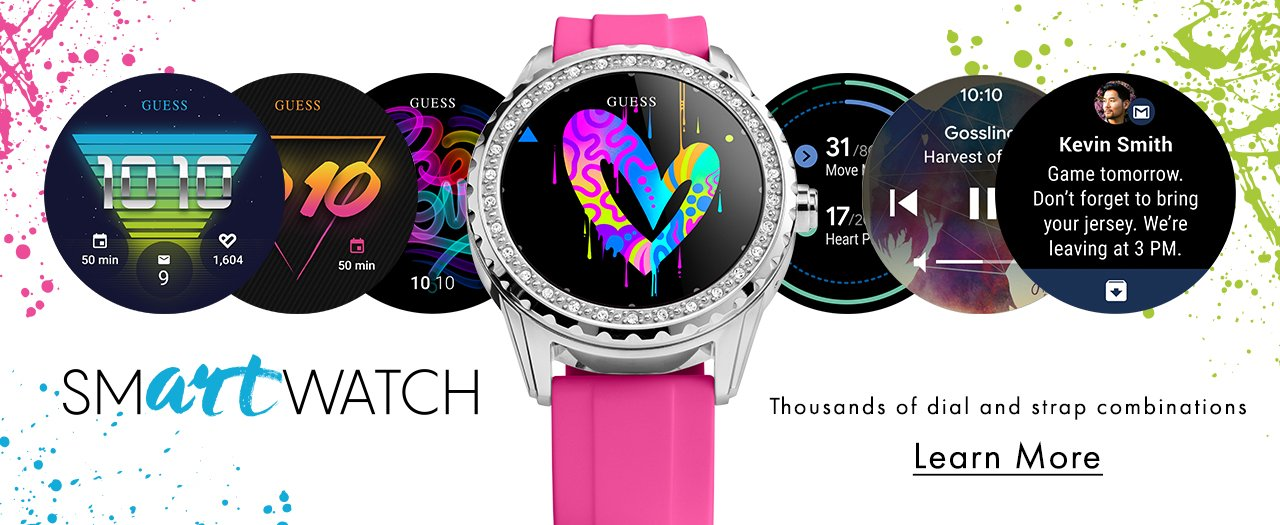 GUESS Connect Women Watches