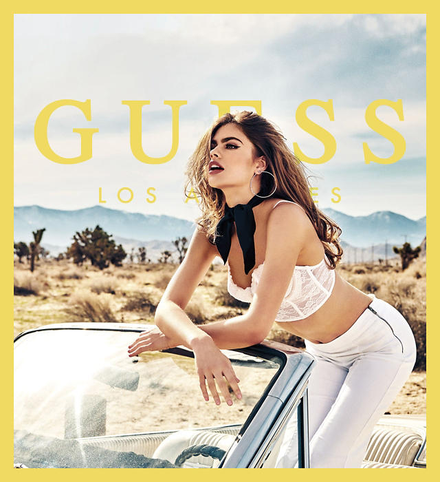 GUESS? Summer Campaign
