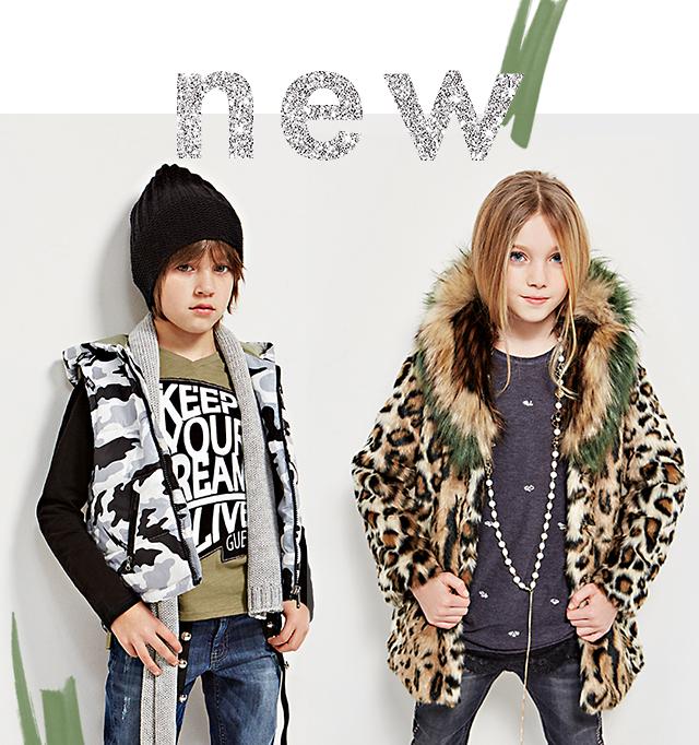 shop new arrivals for kids