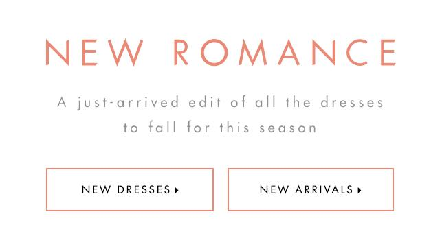 Shop all the dresses to fall for this season