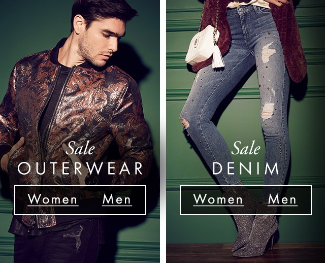 GUESS? Jeans, Outerwear & Dresses