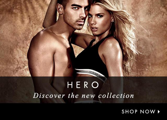 Shop The Hero Collection featuring Joe Jonas