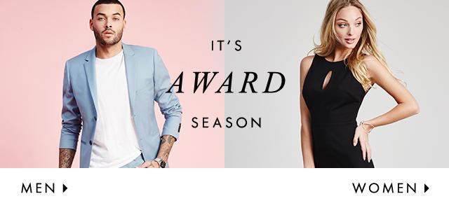 Shop for Award Season