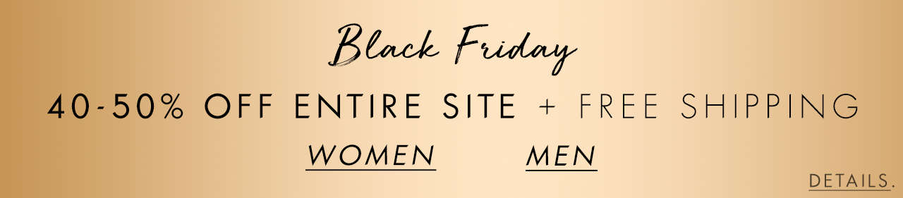 BLACK FRIDAY 40-50% Off Entire Site