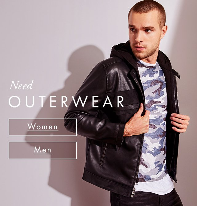 GUESS? Outerwear