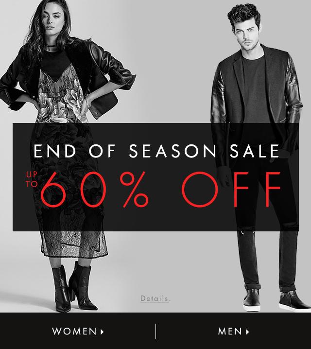 Shop Men & Women Sale