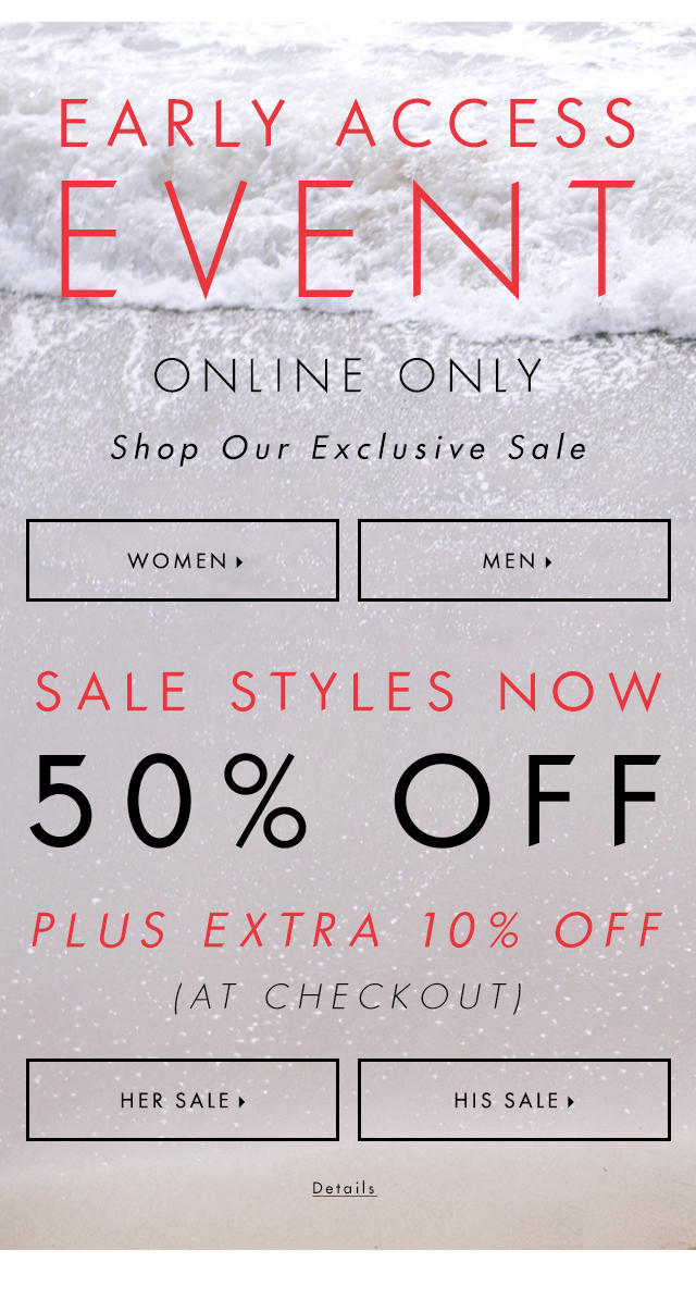 Shop Online Exclusive Sale
