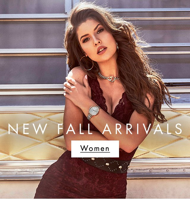 GUESS? Womens new fall arrivals