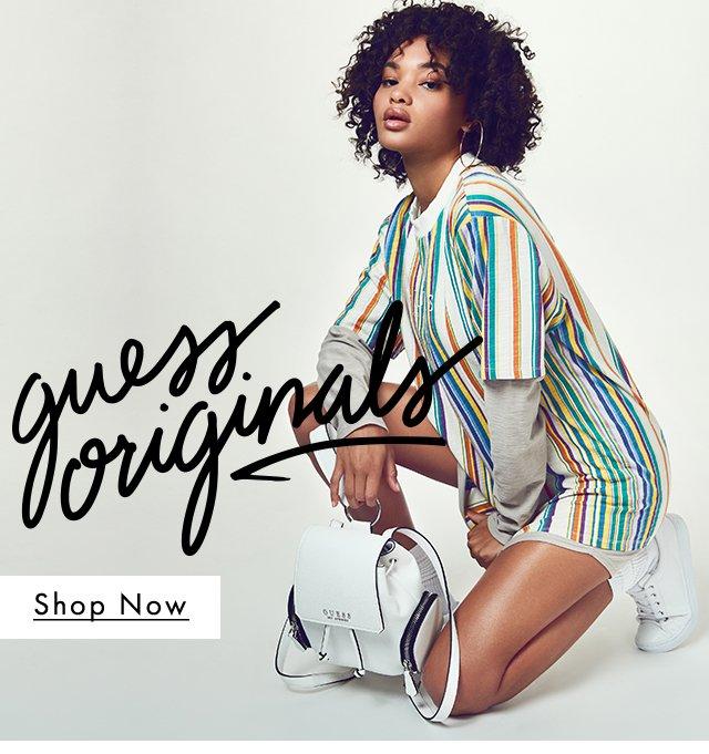 GUESS? Originals: Shop now
